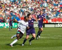 Freddy Adu, D.C. United Royalty Free Stock Photo