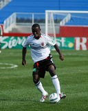 Freddy Adu, D.C. United Royalty Free Stock Images