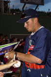 Freddy Garcia, Seattle Mariners. Royalty Free Stock Image