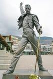 Freddy Mercury Statue Stock Photo
