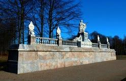 Fredensborg城堡 库存图片