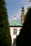 Fredensborg castel Royalty Free Stock Image