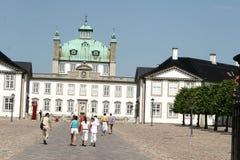 Fredensborg castel Stockfoto