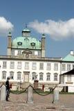 Fredensborg castel, guard Stock Image