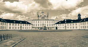 Fredensborg palace, Denmark Royalty Free Stock Photo