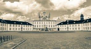 Fredensborg palace, Denmark royalty free stock photo
