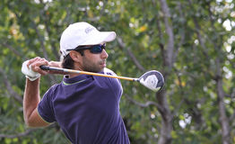 Frederic Abadie, Masters 13, Pont Royal, 2013 Royalty Free Stock Photos