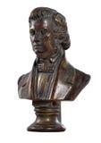 Frederic Chopin kompositör, 1810-1849 Royaltyfria Bilder