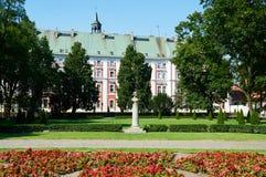 Frederic Chopin Monument poznan Royalty-vrije Stock Foto