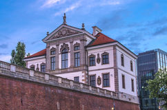 Frederic Chopin Museum Royalty Free Stock Photos