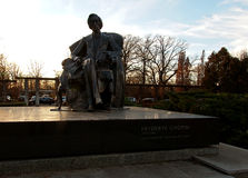 Frederic Chopin Wroclaw. Royalty Free Stock Photography