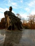 Frederic Chopin Wroclaw. Stock Photography