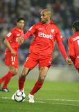 Frederic Kanoute Sevilla FC player Stock Image