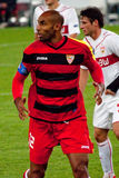 Frederic Kanoute UEFA GAME Stock Photography