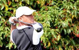 Frederic Schoettel at the Golf Open de Paris 2009 Stock Photography