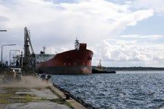 Fredericia Harbor Royalty Free Stock Photo