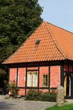 Fredericia town museum in Denmark Stock Photo