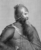 Frederick我,神圣罗马皇帝 库存照片