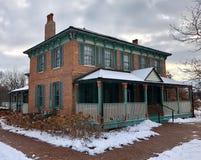 Frederick Graue House #3 imagen de archivo libre de regalías