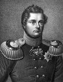 Frederick Guillermo IV de Prusia stock de ilustración