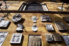Frederick Stibbert muzeum, Florencja, Tuscany, Włochy VII zdjęcia royalty free