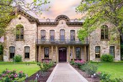Fredericksburg-Denkmal-Bibliothek Stockfotografie