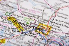 Fredericton, Nowy Brunswick, Kanada Zdjęcie Stock