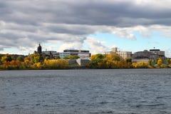 Fredericton Nuevo Brunswick, Canadá fotografía de archivo libre de regalías