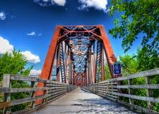 Fredericton, Nuovo Brunswick Fotografia Stock