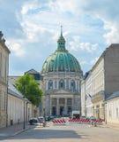 Frederik& x27; церковь s в Копенгагене Дании стоковое фото rf