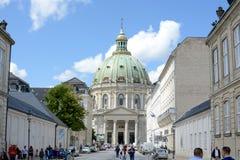 Frederik's Church Stock Photo