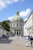 Frederik's Church Royalty Free Stock Photo