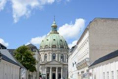 Frederik's Church Royalty Free Stock Photos