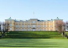 Frederiksberg-Palast, Dänemark lizenzfreies stockfoto