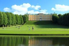 Frederiksberg-Palast in Kopenhagen lizenzfreie stockfotos