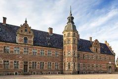 Frederiksborg, Дания стоковое изображение