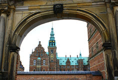Frederiksborg Royalty Free Stock Photo