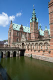 Frederiksborg castle Royalty Free Stock Image