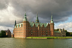 Free Frederiksborg Castle Stock Photography - 22888592