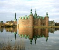 Frederiksborg Castle Stock Photography