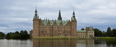 Frederiksborg Castle Stock Images