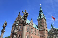 Frederiksborg castle, Denmark Stock Photography