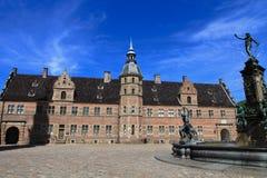 Frederiksborg castle, Denmark Stock Image