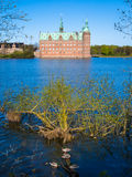 Frederiksborg Castle, Hillerod, Denmark Royalty Free Stock Photography