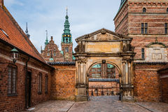 Free Frederiksborg Castle In Copenhagen Stock Photos - 75268623
