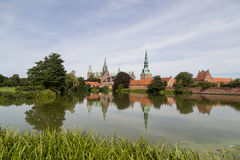 Frederiksborg castle Royalty Free Stock Images