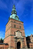 Frederiksborg castle tower Royalty Free Stock Image
