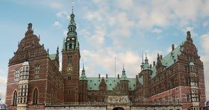Frederiksborg pałac Zdjęcia Stock
