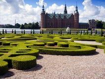 Frederiksborg pałac Obrazy Stock