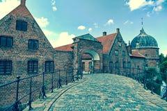 Frederiksborg palace, Denmark Stock Image